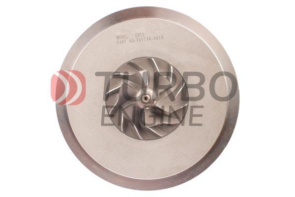Cartridge Turbo Perkins 4.40L GT2556S 101HP 2003 VARIOS 711736-10